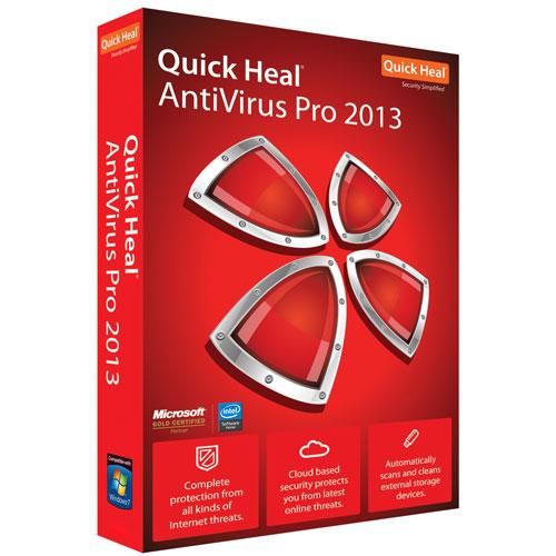Download Quick Heal Antivirus Pro
