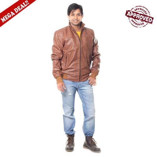 Wilson Leather Blazer Jacket for Men CW840625 | Supli Share