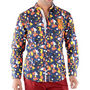 Bendiesel Denim Casual Shirt For Men_Bdc066 - Multicolor