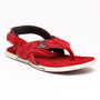 Bacca bucci Leather Sandals - Red-5556