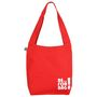 Be For Bag Cotton Canvas Arch Tote B4B-CARYS-Red