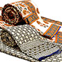 Set of 2 Little India Designer Printed Double Bed Comforter- DL3COMB161