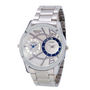 Exotica Fashions Stainless Steel Watch For Men - White_12185258