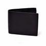 Porcupine Pure Leather wallet - Black_GRJWALLET2-3