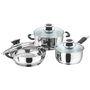 Vinod Cookware 202 3 Pc Masterchef MCC-3