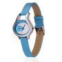 Oleva OLW 3 BL Wrist Watch - Blue