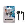 Panasonic RP-HV094GU-K Stereo Inside in-ear headphone