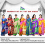 Shambhavi Set of 7 Art Silk Sarees (7A1)