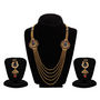 Sukkhi Five String Necklace Set - 1090VN5000