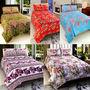 15 Pcs 3D Design Cotton Bedsheets Combo-TRT-002