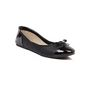 Ten Faux Leather 210 Bellies - Black