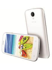 Intex Aqua i5 Octa Android Kitkat with 1 GB RAM and 8 GB ROM 3G Smartphone - White