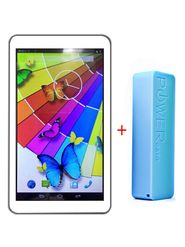 Combo of Vox V105HD Android Kitkat 3G Calling Tablet + Vox 2600 mAh Powerbank