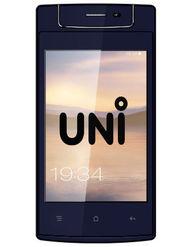 UNI N6100 Tri-Sim Feature Phone with 5 MP Camera - Blue