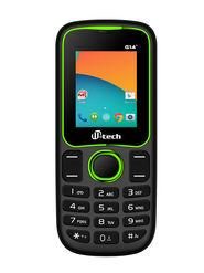 Mtech G14+ Dual Sim Feature Phone - Black & Green