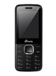 Mtech V2+ Dual Sim Feature Phone - Black