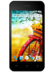Lava�IRIS ATOM 4 Inch Android v5.1Lollipop - Black