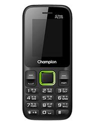 Champion X2 Sleek Plus Dual Sim - Green