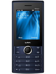 Lava KKT 40 Power Plus - Black & Blue