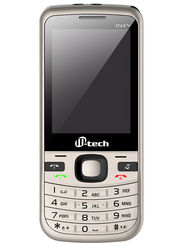 Mtech STAR++ Dual Sim Feature Phone - Champange