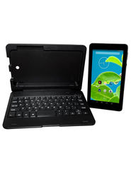 Datawind Droidsurfer 3XG + Tablet cum Mini Laptop with Bluetooth Keyboard