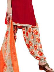 Viva N Diva Printed Unstiched Dress Material_11082-Stella