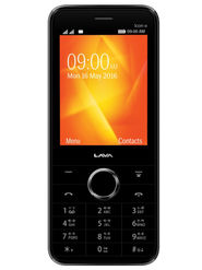LAVA SPARK ICON X - Black & Grey