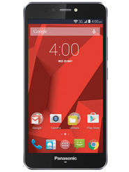 Panasonic P55(2GB) Android 4.4.2 Kitkat Electric Blue