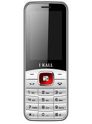 I Kall K41 Dual SIM Mobile Phone (White Red)