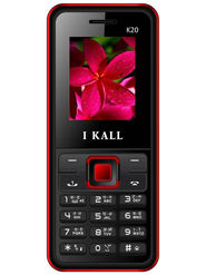 I KALL K20 (Black & Red)