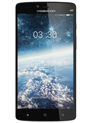 Videocon Krypton3 V50JG 5 inch Marshmallow (RAM : 2GB : ROM : 16 GB) 4G Smartphone (Golden Blue)