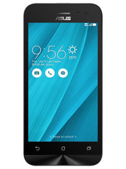 ASUS ZENFONE GO 4.5 LTE ZB450KL With 4G (RAM : 1 GB : ROM : 8 GB) Silver Blue