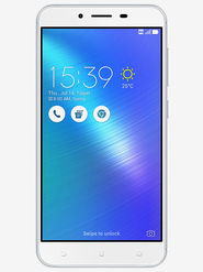 ASUS ZENFONE 3 MAX ZC553KL3 5.5 inch With 4G (RAM : 3 GB : ROM : 32 GB) Silver