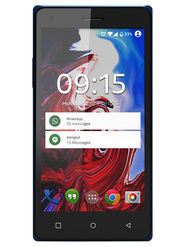 ZEN Admire Punch 5 Inch Lollipop (RAM : 1 GB : ROM : 8 GB) 3G Smartphone (Blue)