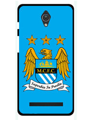 Snooky Designer Print Hard Back Case Cover For Asus Zenfone C ZC451CG - Blue
