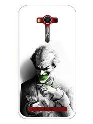 Snooky Designer Print Hard Back Case Cover For Asus Zenfone 2 Laser 5.0 (ZE500KL) - Grey