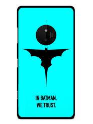 Snooky Designer Print Hard Back Case Cover For Nokia Lumia 830 - Sky Blue
