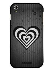 Snooky Designer Print Hard Back Case Cover For Lava Iris X1 mini - Grey