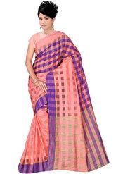 Adah Fashions Multicolor South Silk Saree -888-123