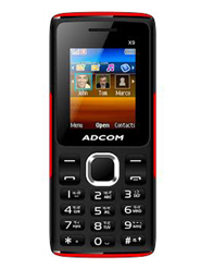 Adcom X9 - Black & Red