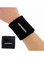 Artengo 150W Wrist Band - Black