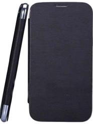 Camphor Flip Cover for Gionee E5 - Black
