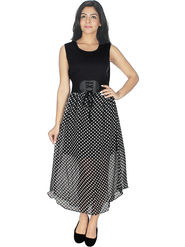 Sai Arisha Printed Georgette Dresses -ars02