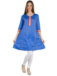 Branded Cotton Printed Kurtis -Ewsk0715-1415