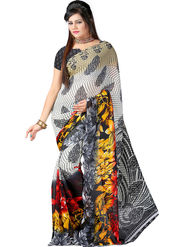 Arisha Georgette Printed Saree -Khgsstar103