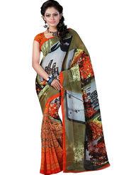 Arisha Georgette Printed Saree -Khgsstar111