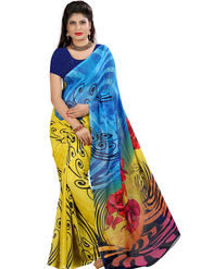 Arisha Georgette Printed Saree -Khgsstar202