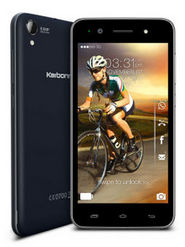 Karbonn Machone Titanium S310 Android Kitkat, 8 MP Camera, Quad Core Processor, 1 GB RAM, 8 GB ROM - Blue