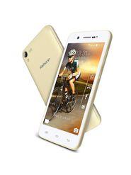 Karbonn Machone Titanium S310 Android Kitkat, 8 MP Camera, Quad Core Processor, 1 GB RAM, 8 GB ROM - White & Gold