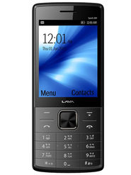 Lava Spark 284 Dual Sim Phone - Grey &  Black